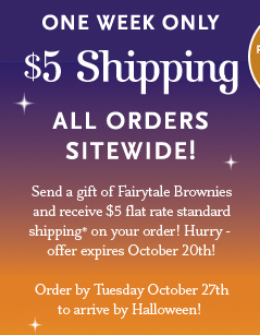 One Week Only - $5 Shipping Sitewide