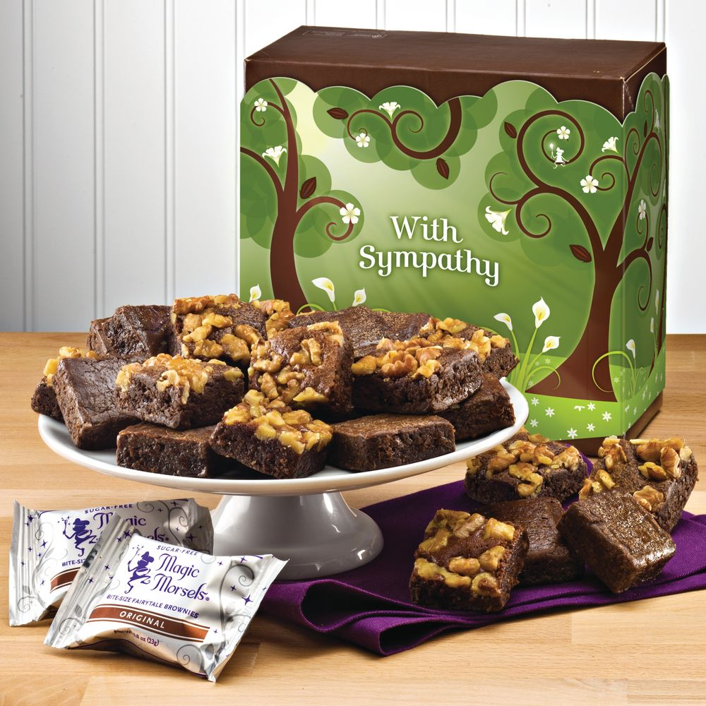 Sugar free gifts brownies sympathy sugar free morsel 24 cr524sy negle Choice Image