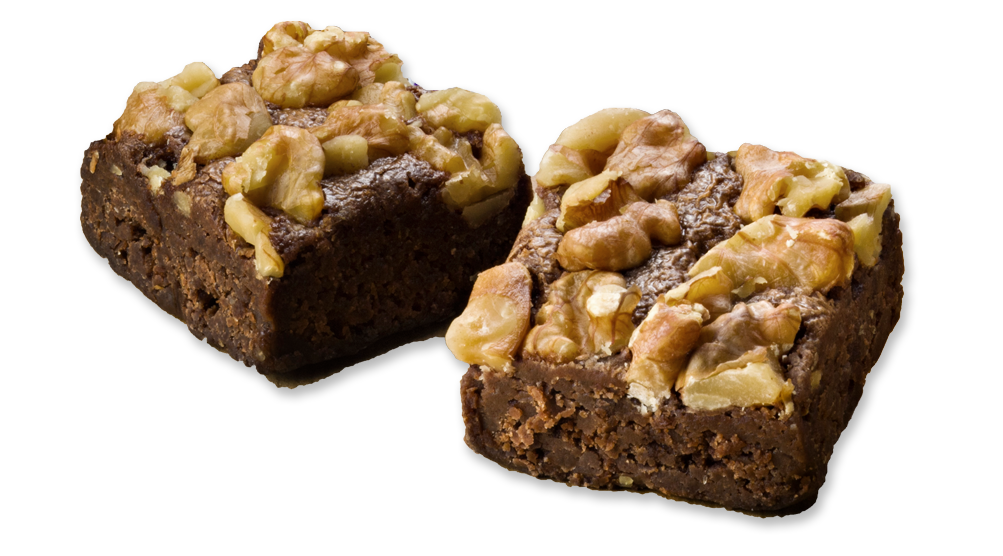 Sugar Free Walnut Brownie