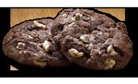 Coconut Walnut Cookie