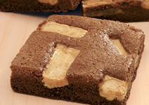 Toffee Crunch Brownie