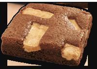 Toffee Crunch Brownie