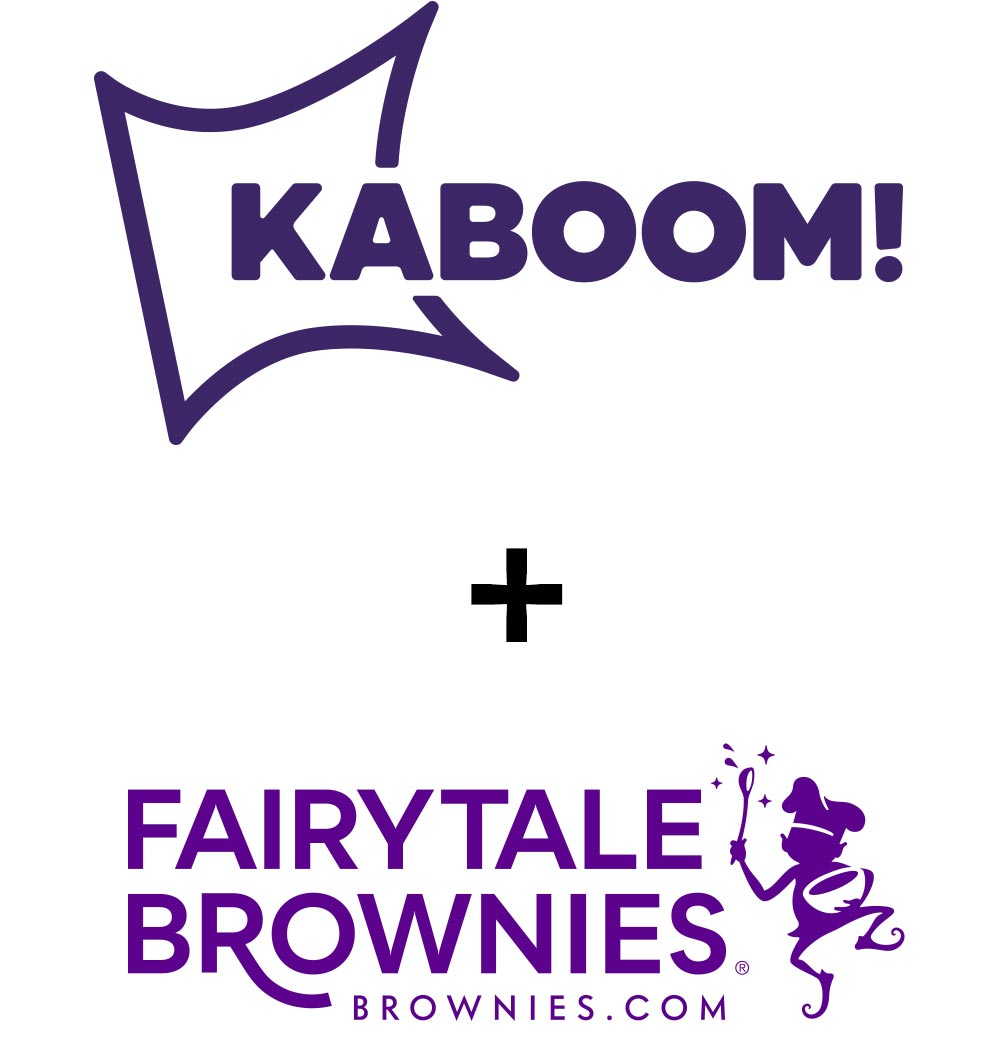 Kaboom + Fairytale Brownies