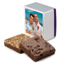 Photo Brownie Favor Gifts