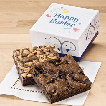 Easter 2-Brownie Favor
