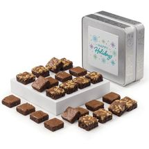 Holiday Keepsake Tin Sugar-Free Morsel 24