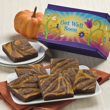 Get Well Soon Pumpkin Spice Half-Dozen
