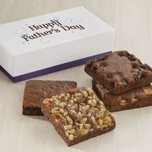 Father's Day Large Brownie Favor Gifts