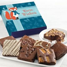 Warm Wishes Brownie Eight Choose Your Own