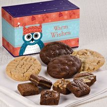 Warm Wishes Treasure Cookie & Morsel Combo