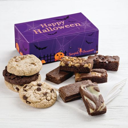 Halloween Brownie Gifts