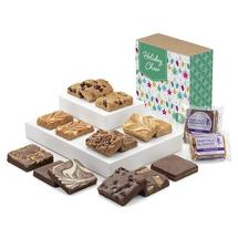 Holiday Cheer Bar & Brownie Combo