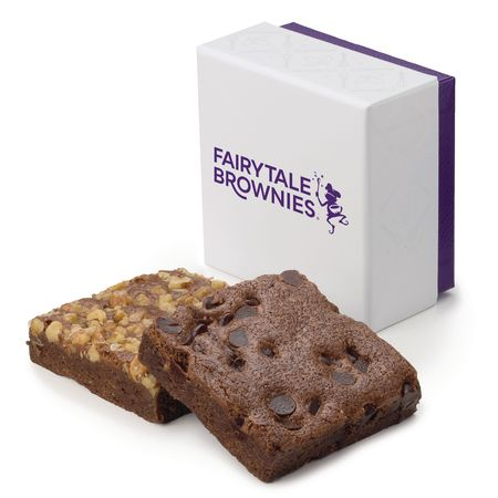 2-Brownie Favor