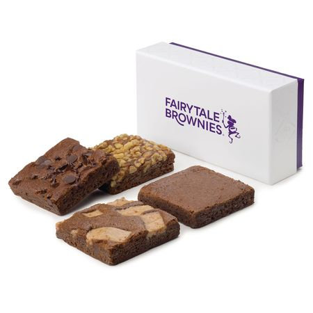 Fairytale 4-Brownie Favor