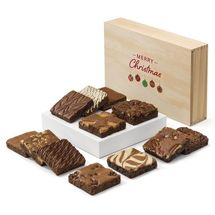 12471 - Christmas Wooden Box Dozen