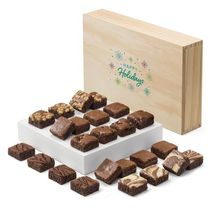Holiday Wooden Box Morsel 24