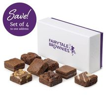 SET OF FOUR Fairytale 8-Morsel Favor
