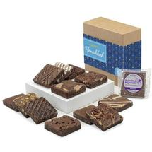 Hanukkah Brownie Gifts