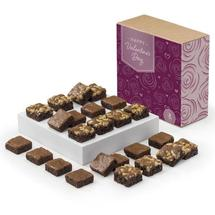 Sugar free brownie gifts delivered fairytale brownies valentine sugar free morsel gifts negle Choice Image