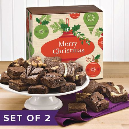**SET OF TWO** Christmas Morsel 24