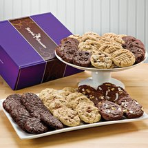 Gourmet Brownie Gift Baskets