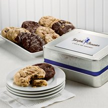 Keepsake Tin Cookie 16