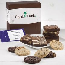 Good Luck Cookie & Brownie Combo