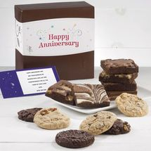 Anniversary Cookie & Brownie Combo
