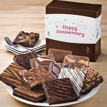 Anniversary Brownie Gifts