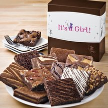 It's a Girl Brownie Gifts