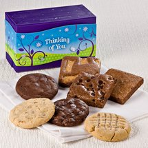 Thinking of You Treasure Cookie & Brownie Combo