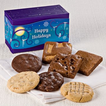 Holiday Treasure Cookie & Brownie Combo