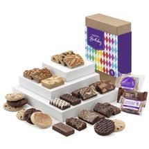 Birthday gourmet brownie cookie gifts fairytale brownies birthday bar sprite cookie gifts negle Gallery