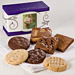 Photo Treasure Cookie & Brownie Combo