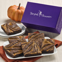 FAIRYTALE INTRODUCES SEASONAL PUMPKIN SPICE BROWNIE FOR FALL 2014